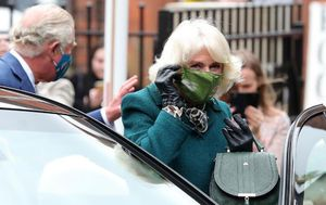 Camilla, Duchess of Cornwall and Prince Charles visit Northern Ireland