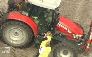 Worker found dead in field north of Perth