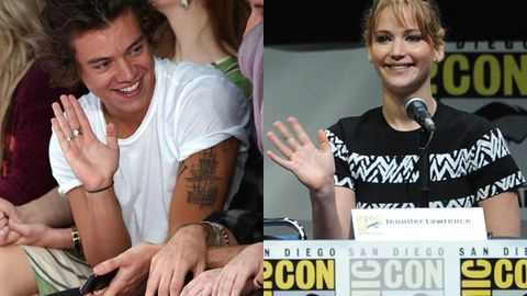 New couple? Harry Styles invites crush Jennifer Lawrence out for LA date