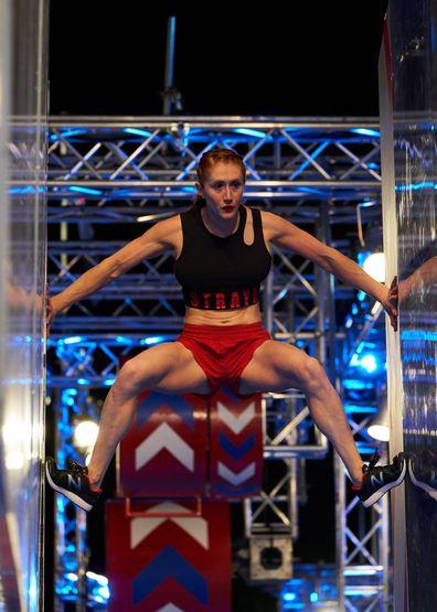 Australian Ninja Warrior 2020 Olivia Vivian
