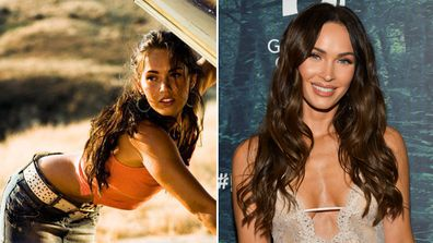 Megan Fox, transformation, photos, through the years, Transformers