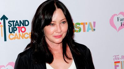 Shannen Doherty Stand Up to Cancer event