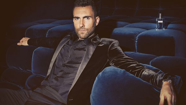 All the rock, all the roll and now the scent too. Adam Levine for YSL.