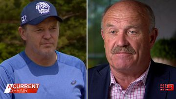 Footy legends speak out to protect younger generation