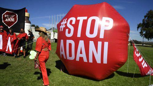 Bill Shorten is accused of putting votes in Melbourne ahead of jobs in Queensland (AAP)