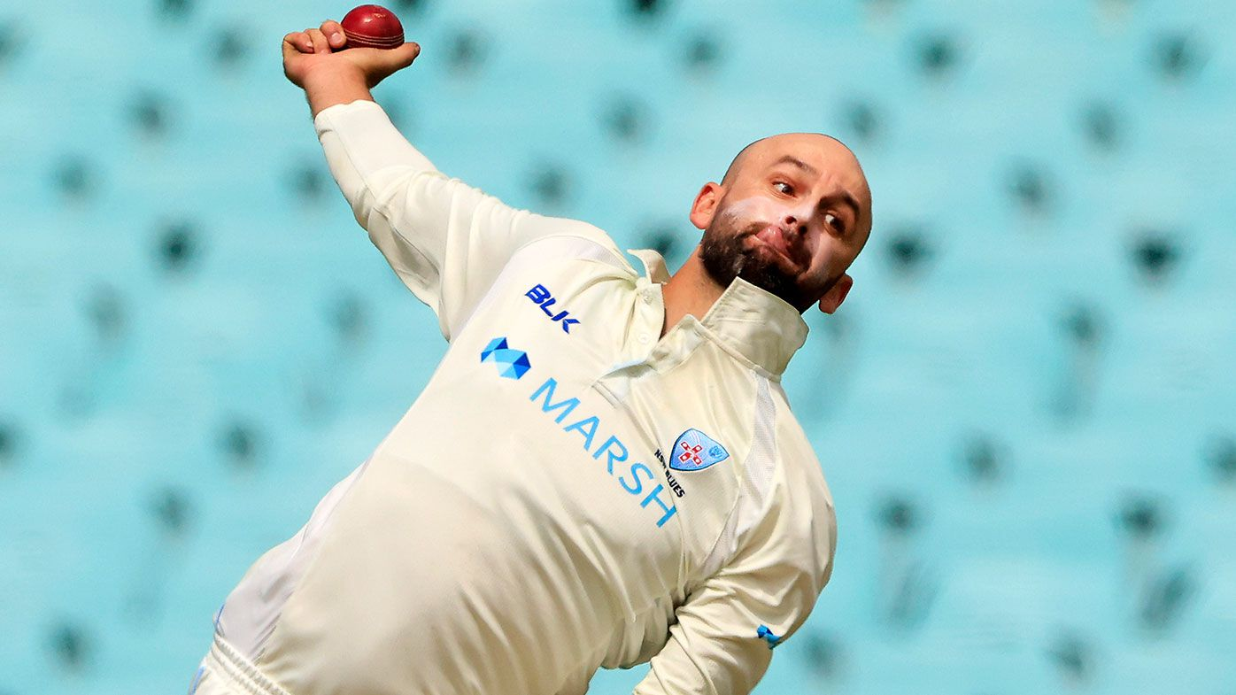Nathan Lyon rolls Victoria with career-best figures