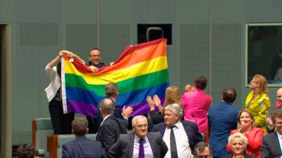 First same-sex wedding given green light