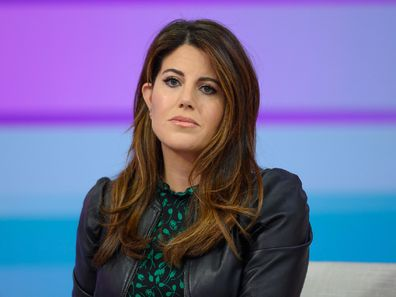 Monica Lewinsky on Wednesday, October 16, 2019 -- (Photo by: Nathan Congleton/NBC/NBCU Photo Bank)