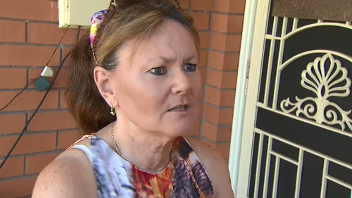 Mary Sampieri was asleep when the pair randomly targeted her Lalor home around 3.50am on Saturday. (9NEWS)