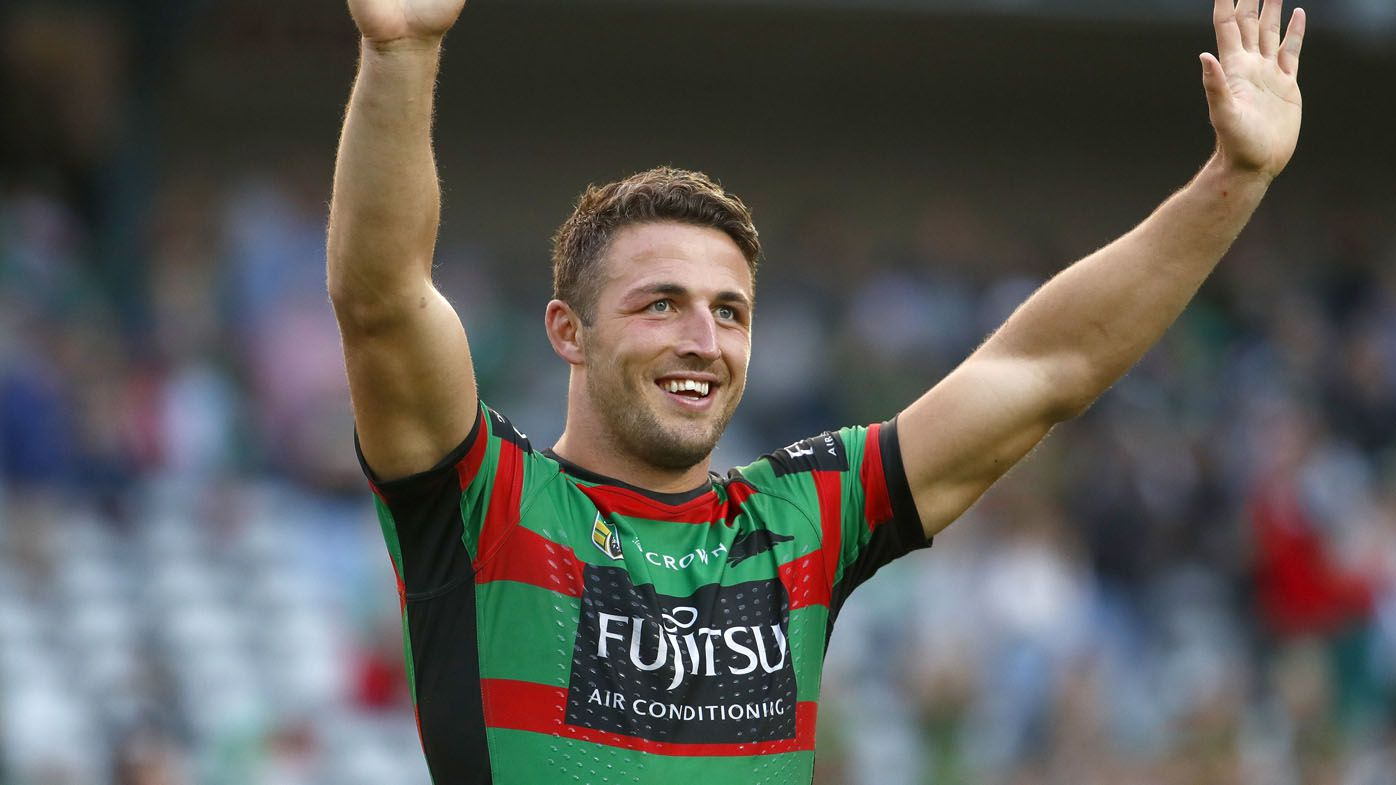 NRL: Sam Burgess signs four-year extension with South Sydney Rabbitohs