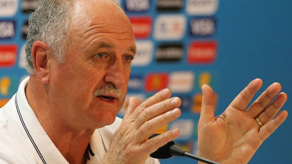 FFA denies approaching former World Cup winning Brazilian coach Luiz Felipe Scolari for Socceroos job