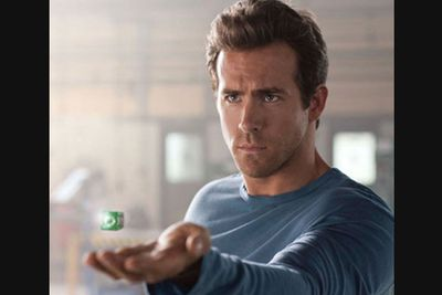 """<b>Movie:</b> <i>Green Lantern</i><br/>Not even superpowers could save Ryan Reynolds from this intergalactic mess. As our MovieFIX reviewer Will Kostakis said, """"The weak script really lets Reynolds down. Don't expect any of his trademark charm here (you know there's something wrong when you're almost out-charisma'd by <i>Gossip Girl</i>'s Blake Lively)""""."""