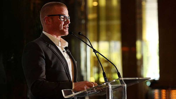 Heston Blumenthal to join top chefs and scientists at a symposium that explores taste perception. Image: Getty Images