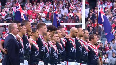 NRL live stream: How to stream St George Illawarra Dragons vs Sydney Roosters ANZAC Day fixture on 9NOW