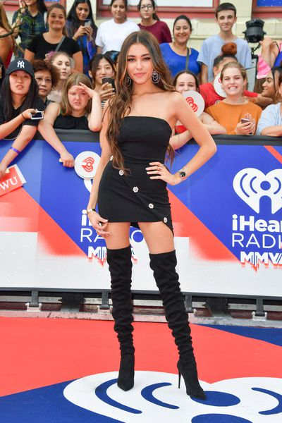 Singer and actress Madison Beer in Faith Connexion at the 2018 iHeartRADIO MuchMusic Video Awards in Toronto, Canada