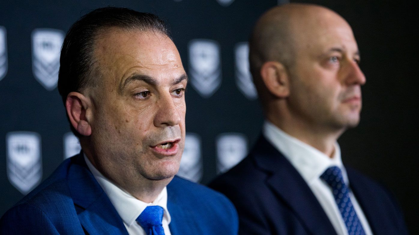 Mark Levy: Peter V'landys is the man to run rugby league, forget other CEO candidates