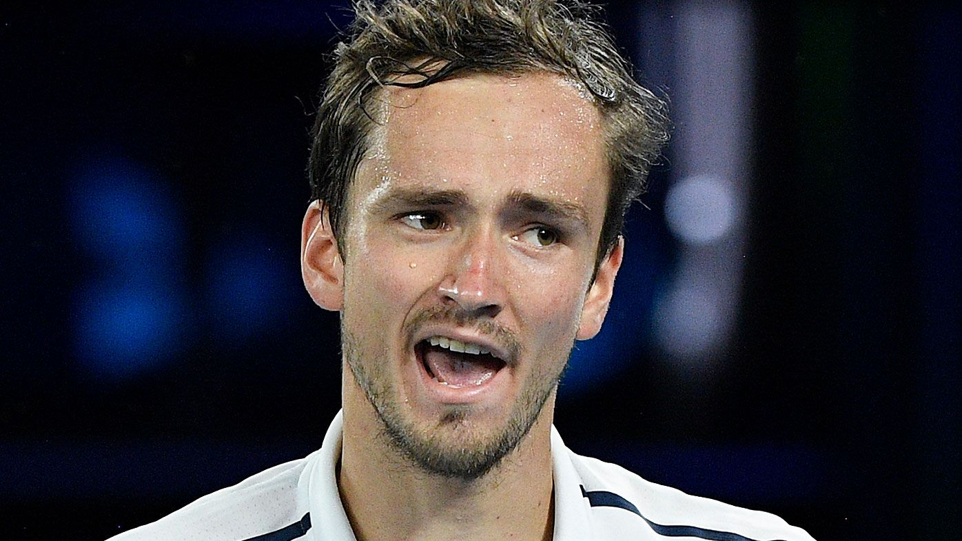 Daniil Medvedev puts pressure on Novak Djokovic heading into Australian Open final