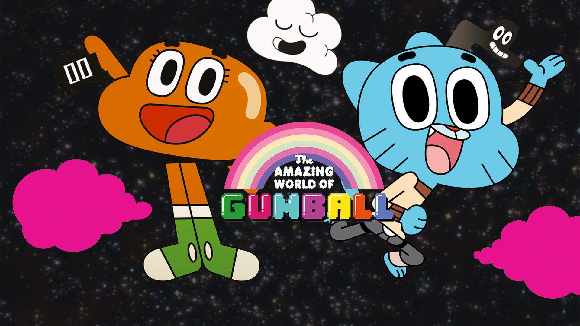 watch the amazing world of gumball season 3 catch up tv
