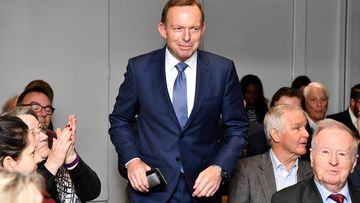 appointing Tony Abbott as a special envoy for indigenous affairs after Indigenous groups expressed their disappointment at the appointment