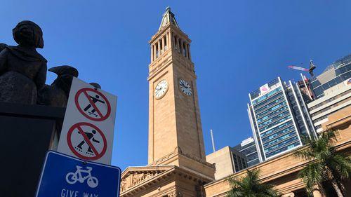 Brisbane sunny weather