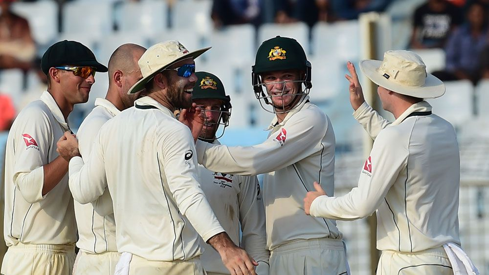 Australian cricket team in security scare after rock thrown at team bus before second Test against Bangladesh