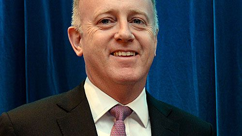 QBE chief executive officer John Neal. (AAP)