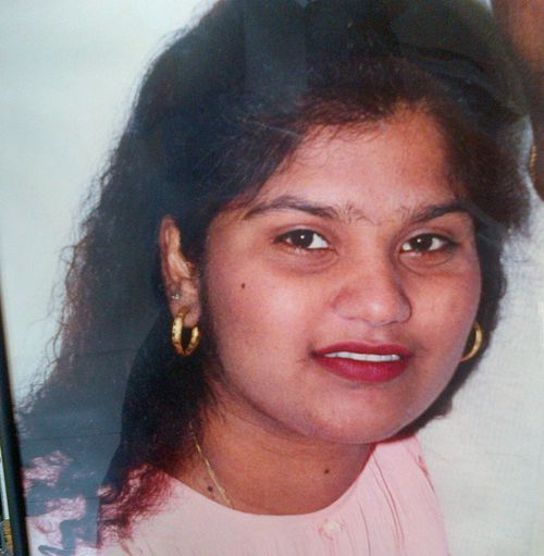 Monika Chetty, 39, was found with burns to 80 percent of her body in West Hoxton in January 2014.
