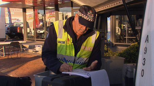 TMR continues to collect and record information on gender when a person applies for a licence.(9NEWS)