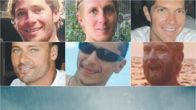 Desperate search for missing trawler crew enters third day