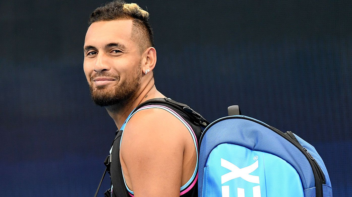 Dylan Alcott reveals the behind the scenes side of Nick Kyrgios that nobody sees