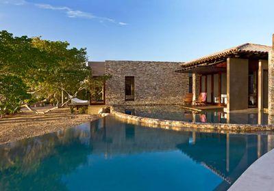 Gwyneth Paltrow's Mexican getaway