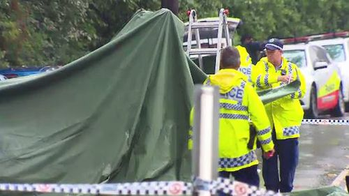 Officers from Kuring-gai Police Area Command attended the scene, but Dylan was pronounced dead at the scene.