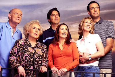<B>Nominated for...</B> Outstanding comedy series, from 1999 to 2005.<br/><br/><B>Why it's bad:</B> Essentially stealing the concept of George Costanza's dysfunctional parents from <I>Seinfeld</I> and adding a selfish, lazy husband, <I>Everybody Loves Raymond's</I> success was due to its... um... well, we assume there must have been <I>something</I> good about it.