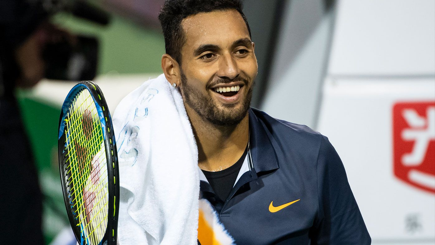 Tennis: Nick Kyrgios eager to represent Australia at 2020 Tokyo Olympic Games