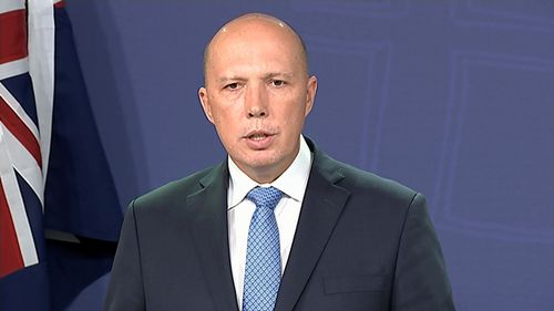Under the proposed changes, Home Affairs Minister Peter Dutton will also be allowed to assess the dual-citizenship claims of individuals and enact exclusion orders for Australians who travel to overseas conflict zones.