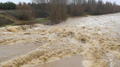Four dead in Spain and Portugal from accidents caused by storms