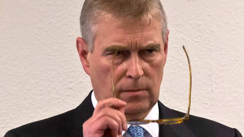 Prince Andrew 'too attractive' to need a sex slave, says ex