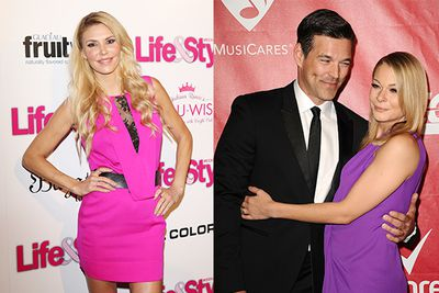 Who could forget the infamous love spat between Beverly Hills housewife Brandi Glanville, her ex Eddie Cibrian and LeAnn Rimes? They never let us forget it on twitter!  Eddie cheated with LeAnn on the set of lifetime movie; Northern Lights in 2009 and five years later the new couple and Brandi are still slinging mud at each other.