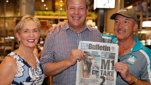 LNP pledge 'second M1' for Gold Coast