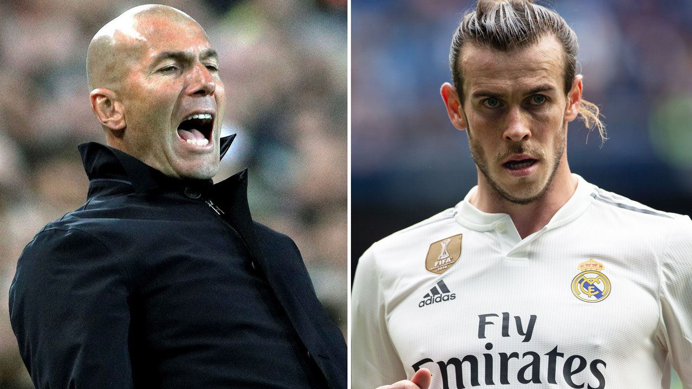 Zidane reveals Gareth Bale is on his way out of Madrid