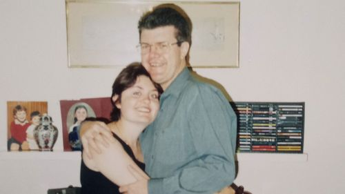It's been 14 years since his daughter passed away from a rare brain tumour in her frontal lobe at just 26.