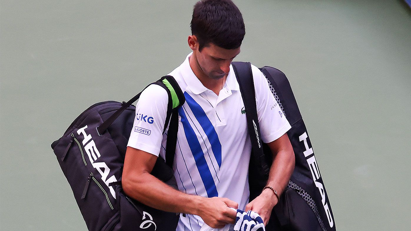EXCLUSIVE: The 'black mark' that will linger longest for Novak Djokovic after US Open default