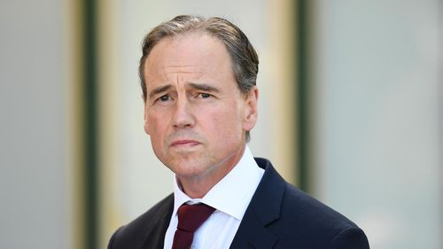 Health Minister Greg Hunt will meet tech executives to see if their contact tracing framework can be applied to the app.