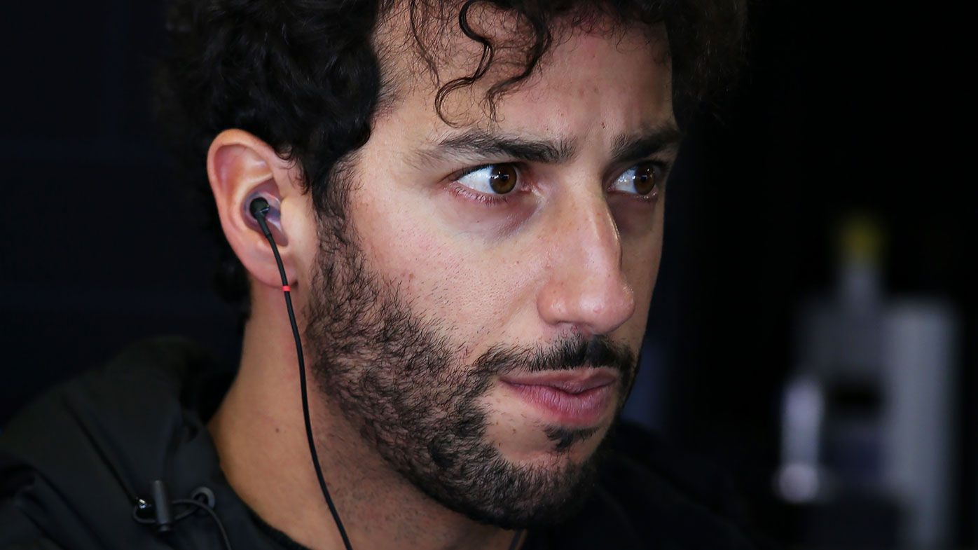Australia's Daniel Ricciardo hits out at F1 'robbery'