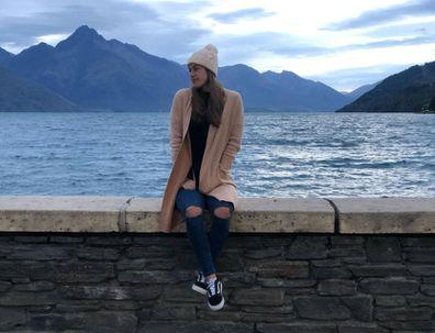 NZ netballer Maia Wilson Instagram