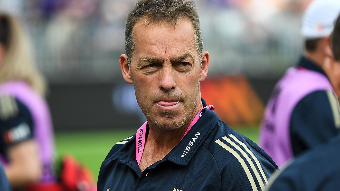 EXCLUSIVE: Shane Crawford backs Alastair Clarkson to see out coaching succession plan