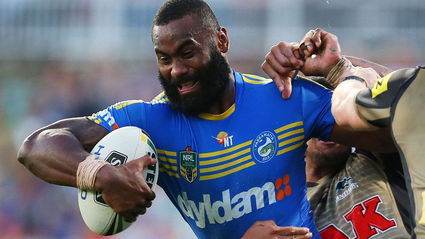 Former Eels superstar Semi Radradra talks to Bulldogs about NRL return