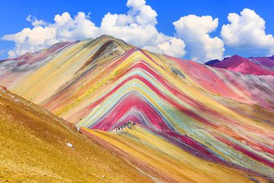 1. Peru's Rainbow Mountain