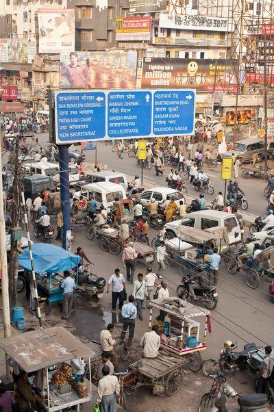 <strong>Patna, India</strong>