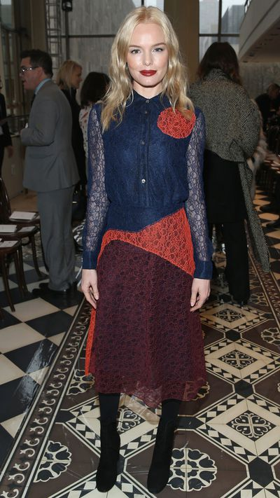 Kate Bosworth at Tory Burch